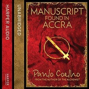 Manuscript Found in Accra | [Paulo Coelho]