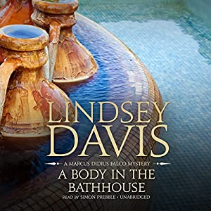 A Body in the Bathhouse Audiobook