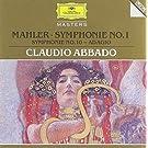Mahler : Symphonies n� 1 et n� 10 (adagio)