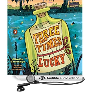 Three Times Lucky Sheila Turnage and Michal Friedman