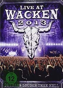 Live at Wacken 2013 [3 DVDs]