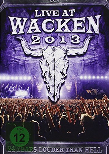 Live At Wacken 2013 - Live At Wacken 2013 (3 Dvd)