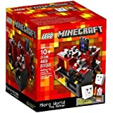 21106 Cuusoo LEGO Minecraft (MFG Age: 10 years and up)(Includes 3 buildable Micromob... by 21106+Cuusoo+LEGO+Minecraft
