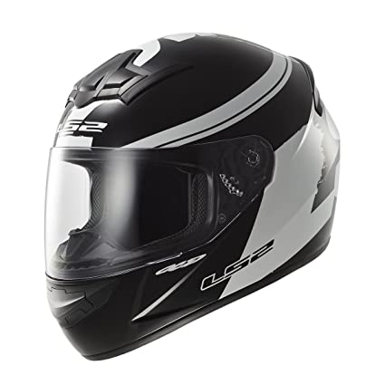 LS2 Helmets - Casque LS2 ROOKIE FLUO FF352