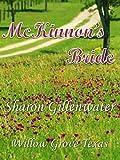 McKinnons Bride (Willow Grove, Texas Series Book 1)