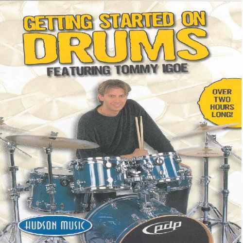 Getting Started On Drums [DVD]