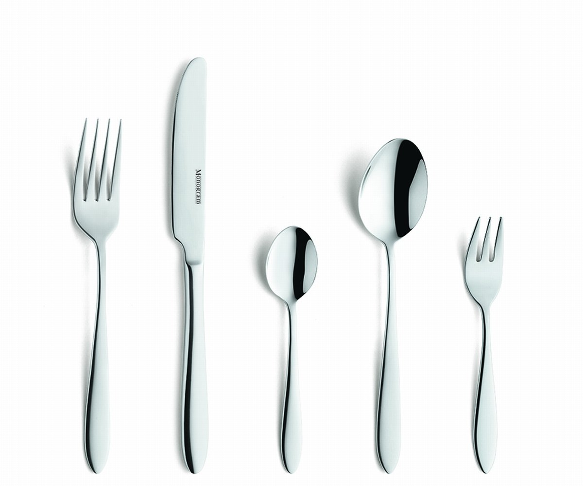 besteckset 60 teilig 60 pc cutlery set rio besteck set 60 teilig atic cromargan protect mit. Black Bedroom Furniture Sets. Home Design Ideas