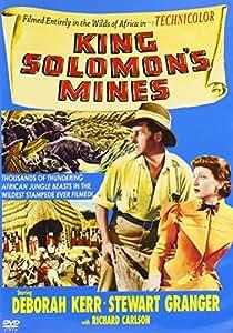 King Solomon's Mines [Import USA Zone 1]