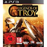 "Warriors: Legends of Troyvon ""THQ Entertainment GmbH"""