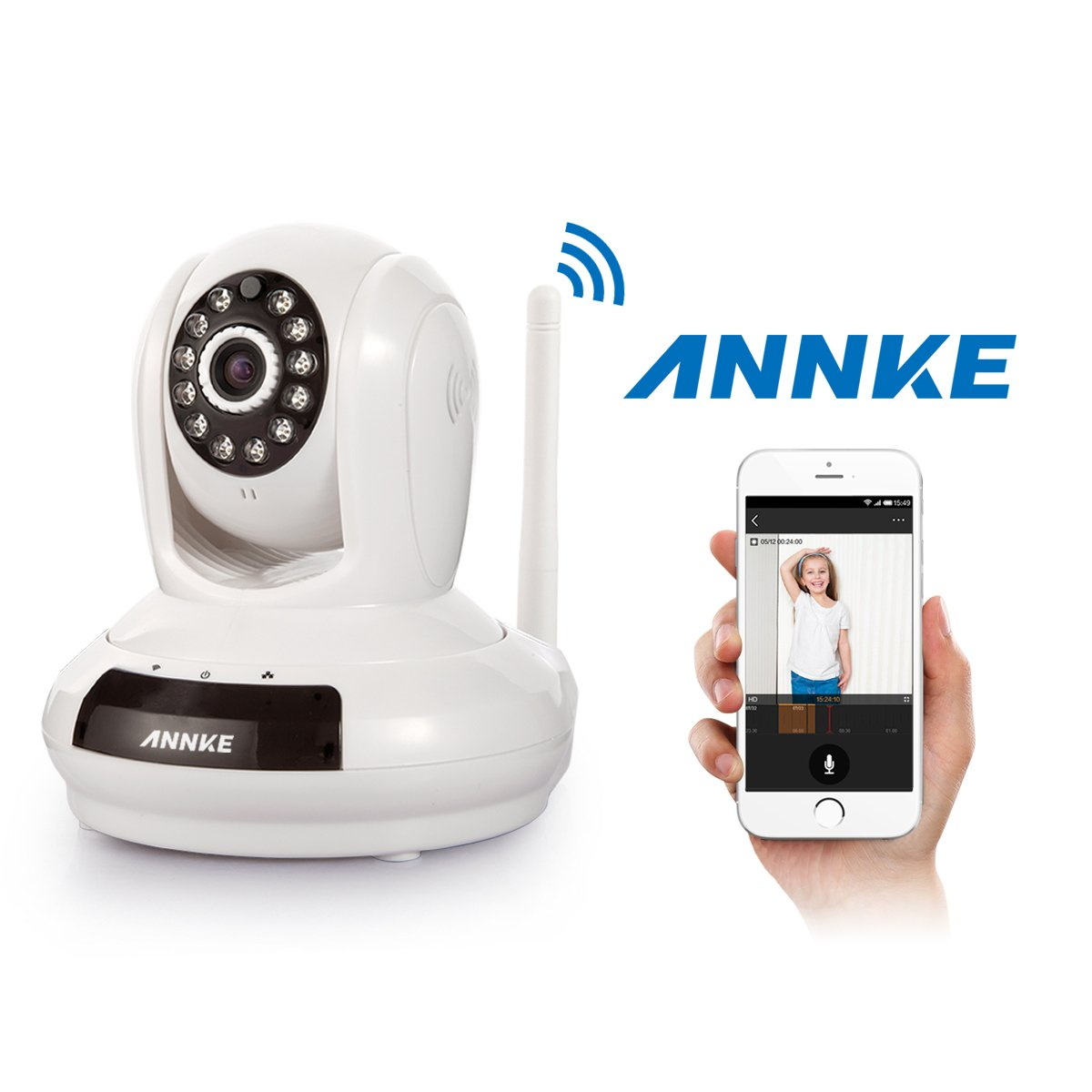 Top 10 Best Wireless Ip Camera With Night Vision Reviews