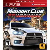 Midnight Club: LA Complete Editionby Rockstar Games