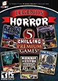 Legends of Horror: Jekyll & Hyde / Jack the Ripper / Frankenstein / Bonnie & Clyde / Time Machine (PC)