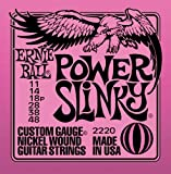 Ernie Ball 2220 Power Slinky String Set (11 - 48)
