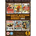 The Great Western Collection - Volume 1 [6 Disc Boxset] [DVD]