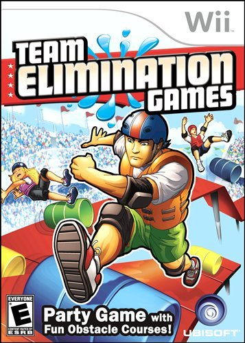 Team Elimination Games - Nintendo Wii - 1