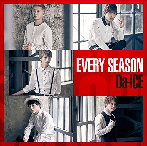 EVERY SEASON(初回盤B)(DVD付)