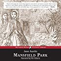 Mansfield Park Audiobook by Jane Austen Narrated by Flo Gibson