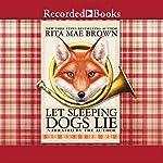 Let Sleeping Dogs Lie: 'Sister' Jane, Book 9 | Rita Mae Brown