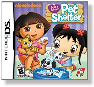Dora and Kai-Lan's Pet Shelter - Nintendo DS Standard Edition