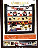 "Kimberbell One Amazing Autumn Wall-Hanging Quilt Pattern 40"" x 40"""