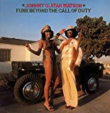 Johnny Guitar Watson funk beyond the call of duty LP