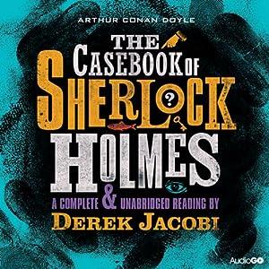 The Casebook of Sherlock Holmes | [Arthur Conan Doyle]