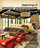 Beginnings of Interior Environments (11th Edition) (Fashion Series)