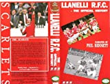 LLANELLI R.F.C. THE OFFICIAL HISTORY THE SCARLETS RUGBY UNION BBC VIDEO