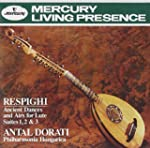 DORATI ANTAL-ANCIENT AIRS AND DANCES