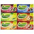 Douwe Egberts Pickwick Tea Combipack Fruits, 6-Count