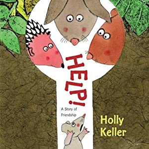 "Cover of ""Help!: A Story of Friendship"""