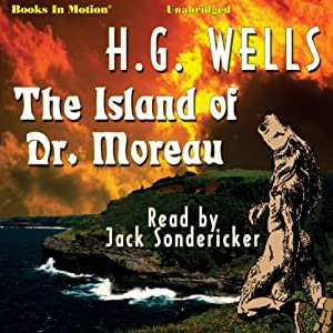 The Island of Dr. Moreau Audiobook