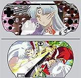 Custom Inuyasha skin for Playstation PS VITA2000 Inuyasha Sesshomaru Design Decorative Protector Skin Decal Sticker for PS vita 2000 & Inuyasha Psv 2000 skin