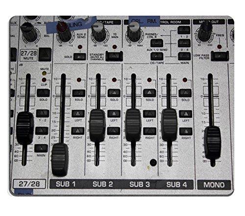 Luxlady Mousepads Volume Electronic mixer IMAGE 21610095