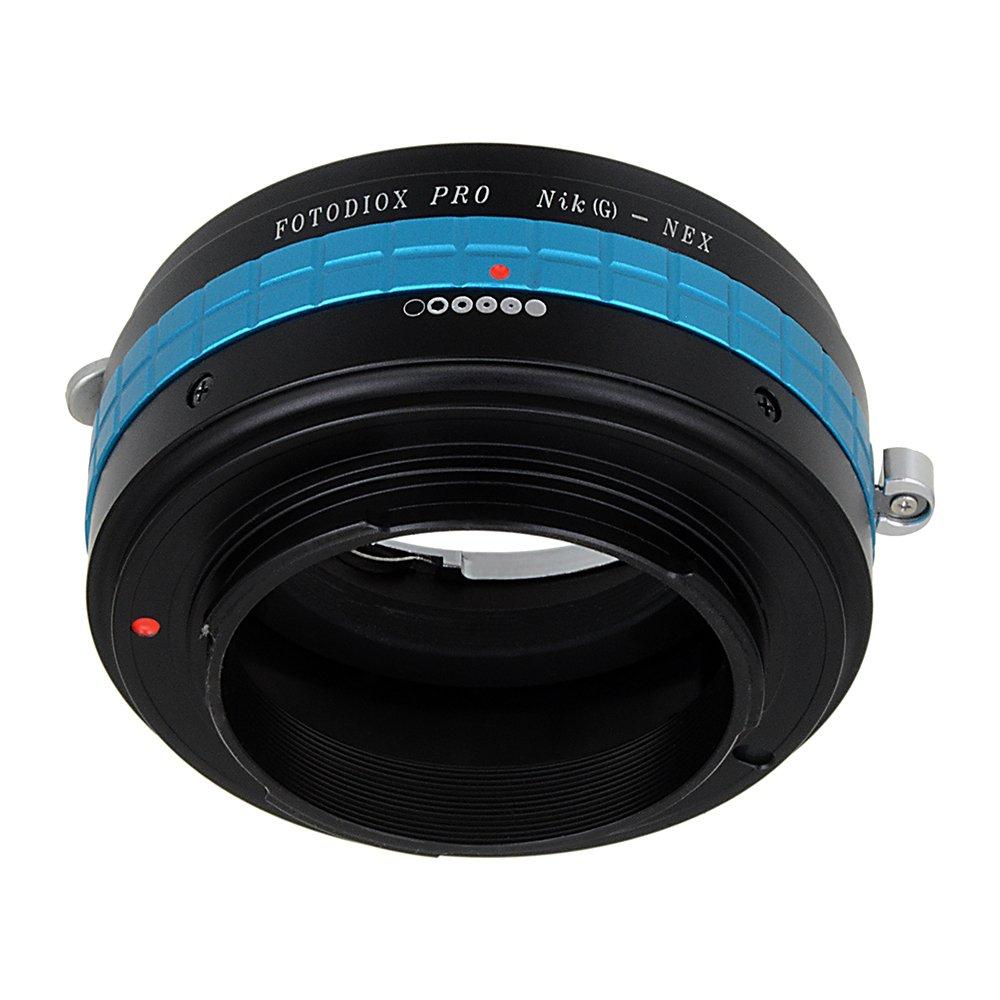 Konwerter Nikon G => Sony E