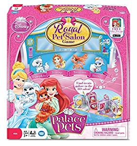 Amazon.com: Princess Palace Pets Royal Pet Salon Game: Toys & Games