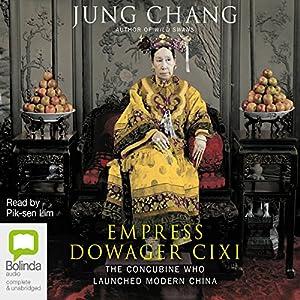 Empress Dowager Cixi | Livre audio