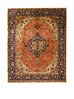 RugSense Alfombra Persian Tabriz Marrón/Multicolor