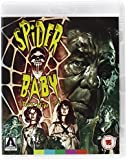 Spider Baby [Dual Format Blu-ray + DVD]