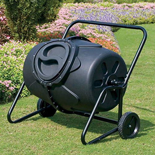 KoolScapes-50-gal-Wheeled-Tumbling-Composter