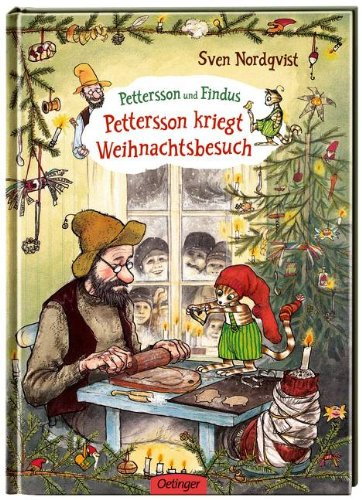 Pettersson kriegt Weihnachtsbesuch das Buch von Sven Nordqvist - Preise vergleichen & online bestellen