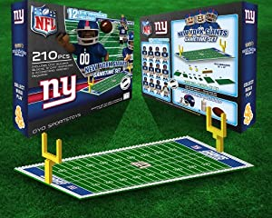 Buy NFL New York Giants Game Time Set by OYO