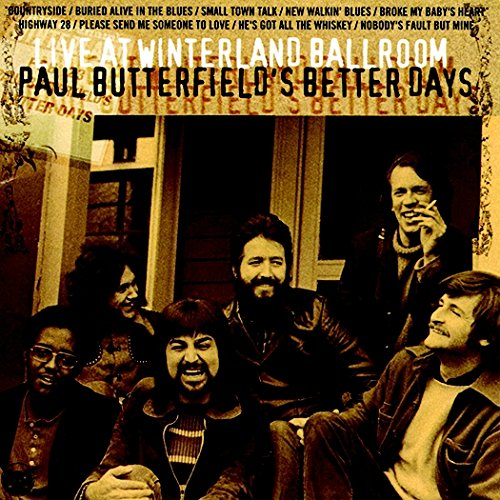 Paul Butterfield Blues Band, The - An Anthology: The Elektra Years
