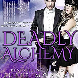 Deadly Alchemy Audiobook