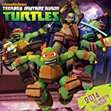 Teenage Mutant Ninja Turtles Wall Calendar - 2014 - 10 x 10 - 12 Months
