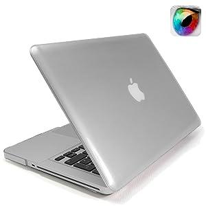 Funda Carcasa POLICARBONATO Transparente Apple Macbook Pro 15.4 RETINA Display  Electrónica Comentarios de clientes y más Descripción