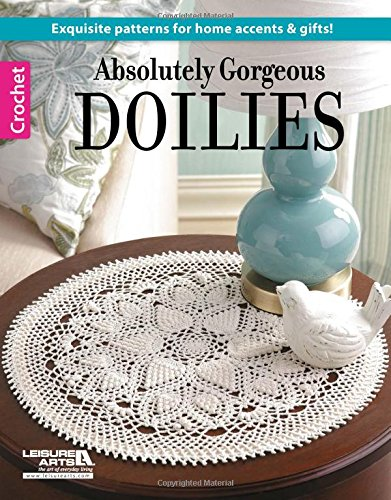 Absolutely Gorgeous Doilies (6392) PDF