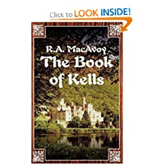 Book of Kells by R. A. MacAvoy