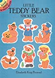 img - for Little Teddy Bear Stickers (Dover Little Activity Books Stickers) book / textbook / text book