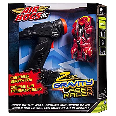 Air Hogs RC - Zero Gravity Laser Racer - Red by Air Hogs